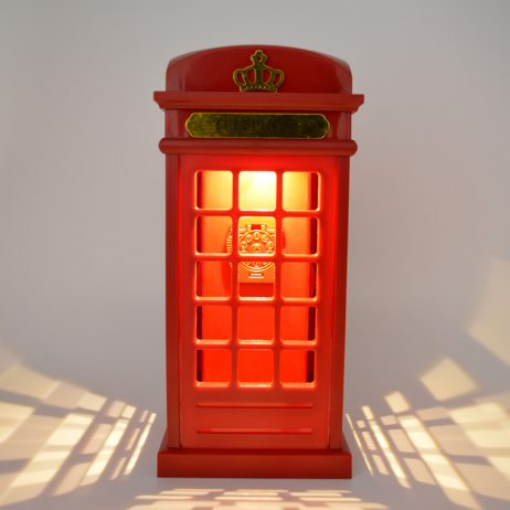 Phone Booth LED