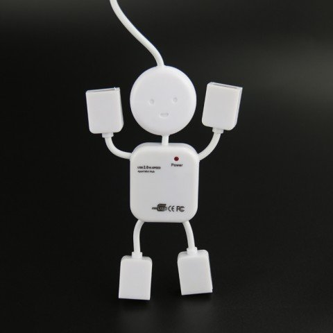 Human Shaped USB