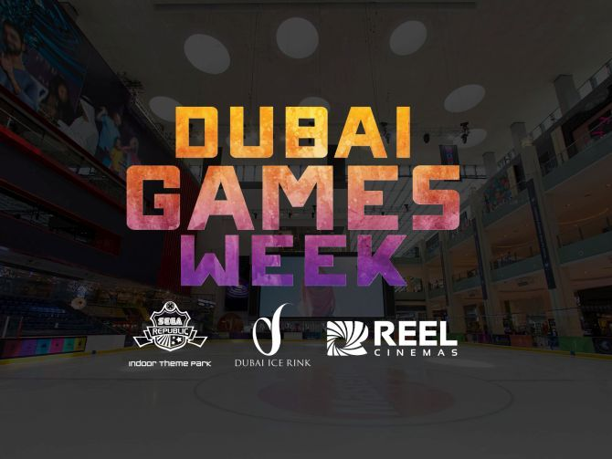 Dubi Games Week 2015