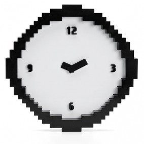 Pixelated Clock