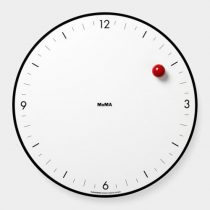 Magnetic Ball Wall Clock