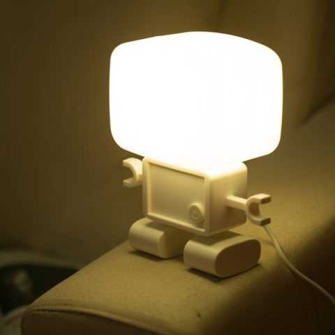 Robot LED Lamp